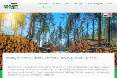 Zakład Przemysłu Drzewnego Roma Sp. z o.o. - Tartak Gołańcz
