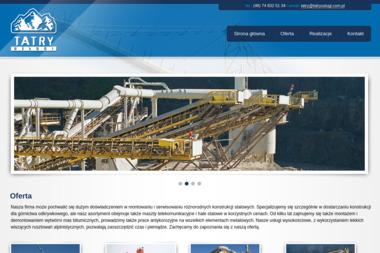 Tatry Usługi. Konstrukcje stalowe, usługi wysokościowe - Ocieplanie Pianką PUR Dzierżoniów