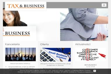 Tax & Business Kancelaria Podatkowa Joanna Patyk - Biuro rachunkowe Chorzów