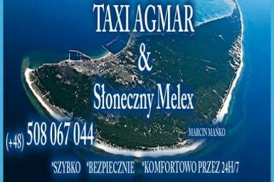 Taxi Agmar - Przewóz osób Hel