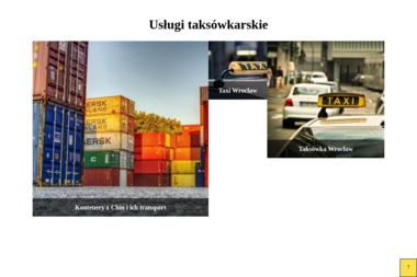 Taxi Przewóz Osób. Taksówki kłodzko, taxi kłodzko, przewóz osób - Przewóz osób Kłodzko