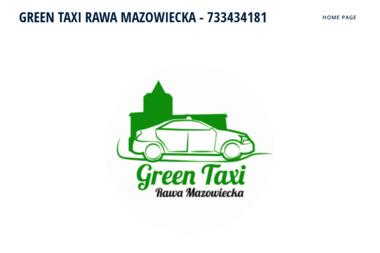 Green Taxi Wojciech Kurek - Usługi Rawa Mazowiecka