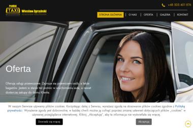 Zgrzębski Wiesław Taxi Osobowe - Przewóz Osób Płońsk