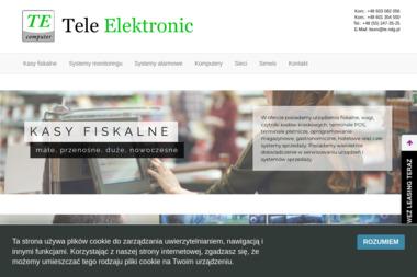 Tele Electronic Jerzy Hrycyna - Usługi Komputerowe Nowy Dwór Gdański