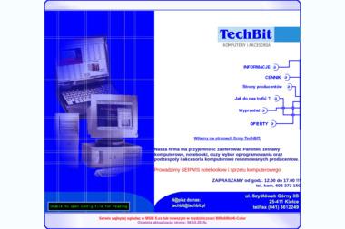 PHU Techbit Mirosław Siłakiewicz - Serwis Komputerowy Kielce