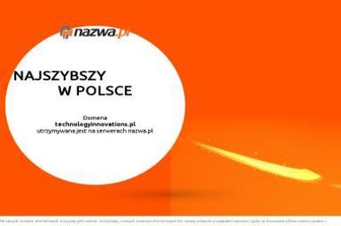 Pawłowski Mateusz TechnologyInnovations - Projektowanie Stron Internetowych Jarocin