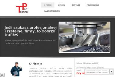Technoport - Obróbka Cnc Gdańsk
