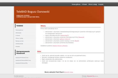 Bogusz Danowski Telebad - Agencja interaktywna Kosakowo