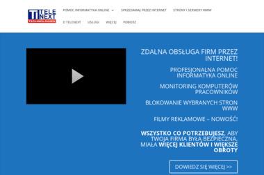 Telepoland Stożek Spółka Jawna - Strony internetowe Mszana Dolna