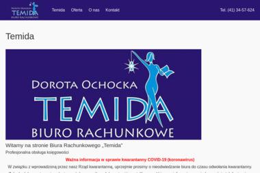 Biuro Rachunkowe Temida - Biuro rachunkowe Kielce