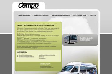 Tempo Bijok-Posłuszny sp.j. - Firma transportowa Jastrzębie-Zdrój
