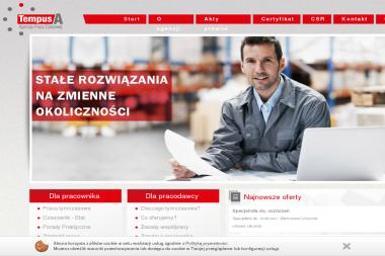 Tempus A Agencja Pracy Czasowej - Leasing samochodu Łódź
