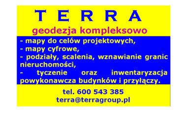 Terra-geodezja - Geodeta Rywałd