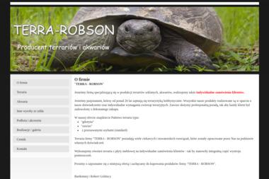 Terra Robson Robert Goliński - Szklenie Ostrów Wielkopolski
