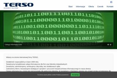 Terso - Serwis komputerowy Katowice