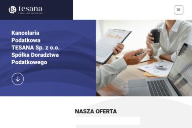 Teresa Stanisława Zieniuk Kancelaria Podatkowa Tesana - Usługi finansowe Siedlce