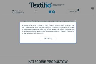 Textilio.pl. Odzież reklamowa, koszulki, nadruki - Moda Damska Rzeszów