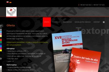 Textoprint - Materiały reklamowe Sandomierz
