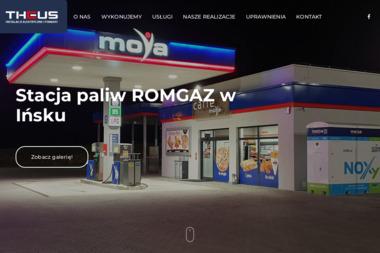 THEUS Instalacje Elektryczne i Pomiary - Kamery do Monitoringu Chojnice