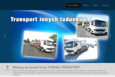 Tomasz Pelowski Thomas Transport - Usługi Busem Lębork