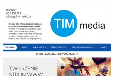 Centrum Promocji i Usług TIM Media Sp. z o.o. - Druk wielkoformatowy Katowice