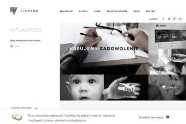 Timpadd. Marketing Internetowy - Marketerzy Internetowi Sochaczew
