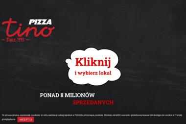 Telepizzeria Tino - Firma Gastronomiczna Pruszcz Gdański