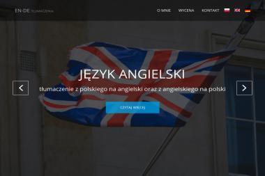 Tłumacz EN-DE - Tłumacze Ełk