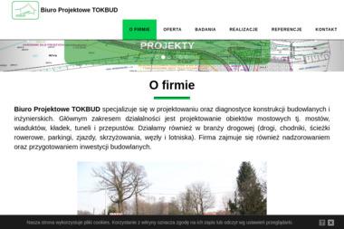Biuro Projektowe Tokbud Tokarek Krzysztof - Projekty Małych Domów Pszów