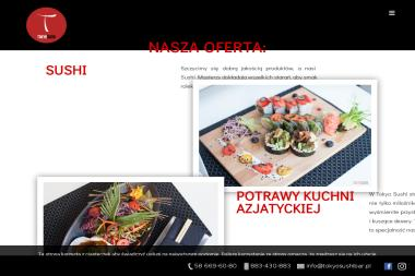 Tokyo Sushi - Gotowanie Gdynia