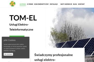 TOM-EL - Instalacje Zbąszyń