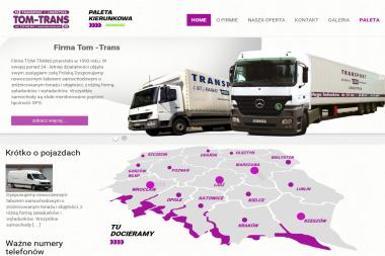 Alicja Szubert - Transport ciężarowy krajowy Opole