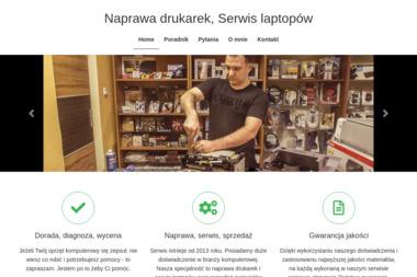 Salon Komputerowy Tom - Serwis Komputerowy Tarnów