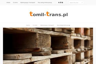 PHU Tomil Tomasz Truszczyński - Transport międzynarodowy Nowa Karczma