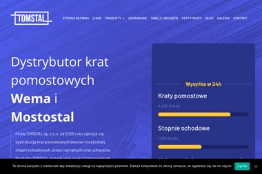 Tom-Stal Sp. z o.o. - Projektowanie inżynieryjne Gdańsk