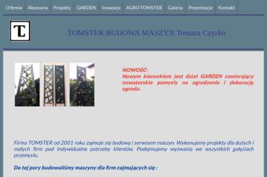 Tomasz Janusz Czyrko Tomster Automatka Przemysłowa i Usługi Elektryczne - Wymiana Instalacji Elektrycznej Działdowo