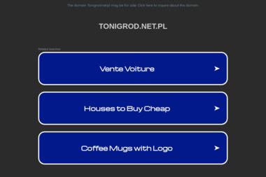 FHUP Tonigród - Usługi Marketingu Internetowego Nowy Sącz