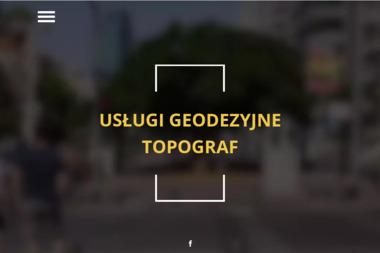 Topograf Łukasz Domański - Geodeta Tomaszów Mazowiecki