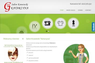 Katarzyna. Salon Krawiecki - Wypożyczalnia strojów Katowice