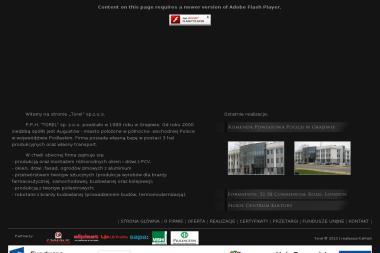 PPH Torel sp. z o.o. - Okna z PCV Augustów
