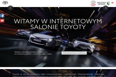 Toyota Marki Władysław Cygan, Beata Cygan-Przygońska - Leasing Marki