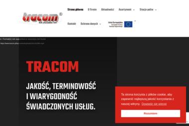 PHT Tracomc Sp. z o.o. - Sprzedaż Oleju Opałowego Mrągowo