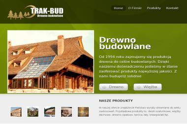 Tartak PPUH Trak-Bud s.c. - Usługi Dekraskie Mielec