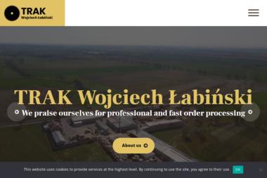 PUH Trak Wojciech Łabiński - Tartak Kościan