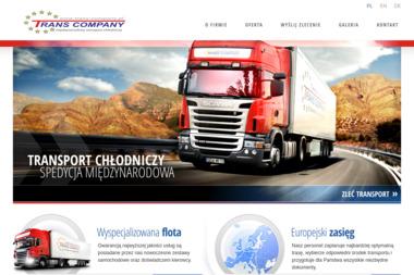 Trans Company Sp. z o.o. - Spedycja Elbląg