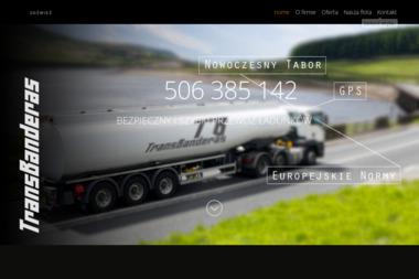 Transbanderas - Transport ciężarowy krajowy Bytom