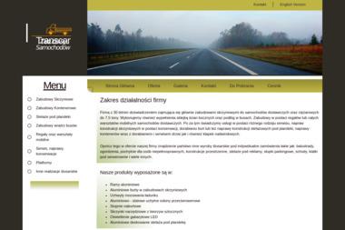 Transcar2. Zabudowy samochodów, izoterma - Transport samochodów Kraków