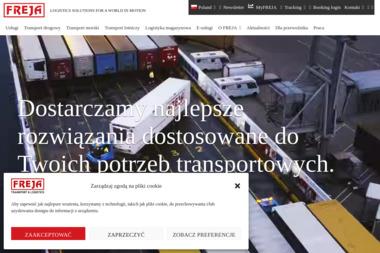 Usługi Transportowe Trans Cargo Jacek Rogowski - Transport Ciężarowy Połczyn-Zdrój