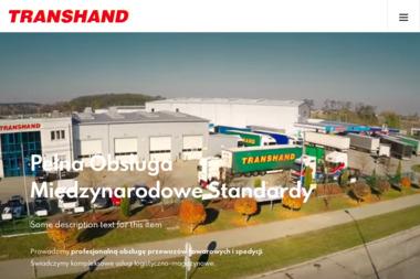 Przedsiębiorstwo Transportowo-Handlowe Transhand Sp. z o.o. - Firma transportowa Słubice