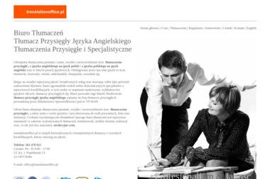Tłumacz Przysięgły Języka Angielskiego Marek Niedźwiecki - Tłumacze Chełm